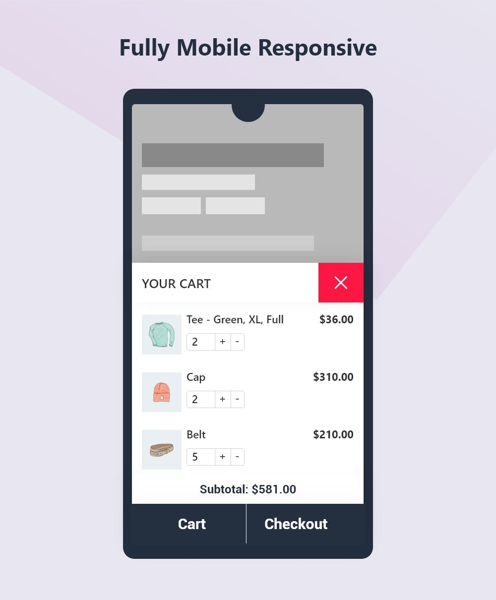 WooCommerce Flying Cart - 3